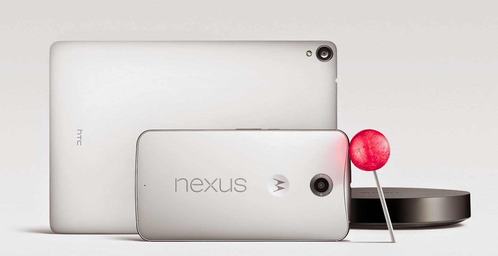 2014 Nexus Family