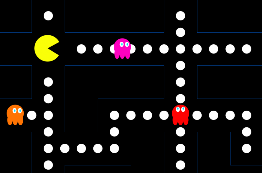 Processing Pacman Banner